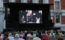 La lluvia interrumpe la ópera de Donizetti en Valladolid