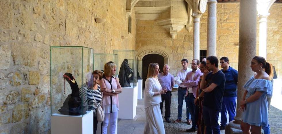 La filigrana charra se reinventa en el Palacio de los Águila de Ciudad Rodrigo