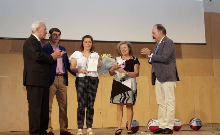Gala del Baloncesto de Castilla y León en Salamanca