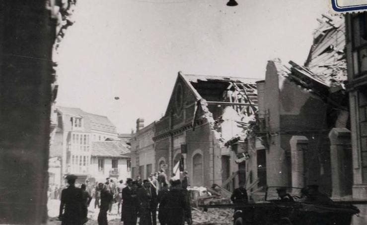 Fotos de Valladolid durante la Guerra Civil