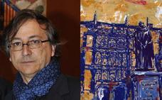 Nueva pintura de Miguel Elías para la celebración poética del VIII Centenario