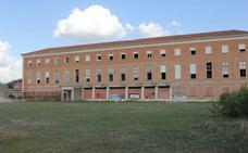 El estado del colegio de Huérfanos de Ferroviarios de Palencia es «un peligro»