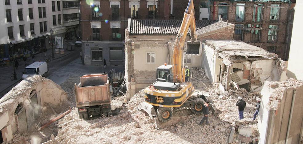 Valladolid empieza a reparar sus caries urbanísticas en el centro