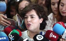 Santamaría acepta el debate de Casado pero prefiere «dialogo para el acuerdo»