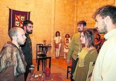 El teatro en Santa María la Mayor