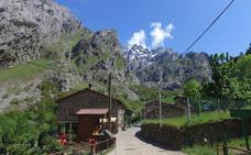 Apagado o fuera de cobertura: el día a día de vecinos y turistas en Caín de Valdeón