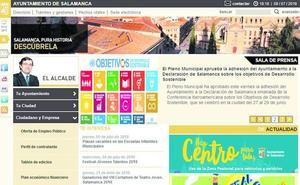 La web del Ayuntamiento, entre las más acesibles del país