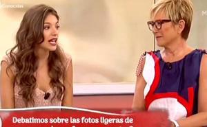 'Amigas y conocidas' critica la foto en bikini de Ana Guerra