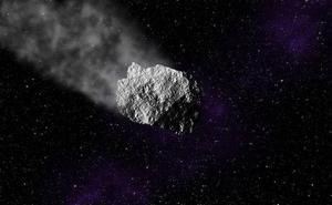 Una roca de asteroide recorre el sur de la Península y genera una gran bola de fuego