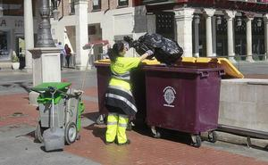 El Ayuntamiento de Valladolid refuerza los servicios de tratamiento de plagas y limpieza viaria