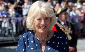 Camilla Parker desvela el alimento prohibido de los royals