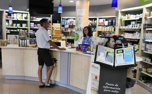 Las farmacias rurales aumentan un 20% la venta de fármacos con receta en verano