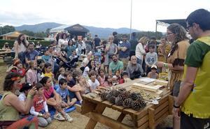 Riaza, el pueblo que cuadruplica su población a ritmo de country