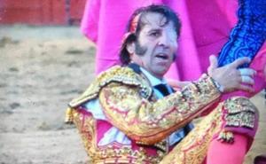 Padilla quiere torear en San Fermín tras su espeluznante cogida en Arévalo