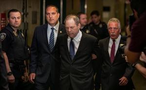 Weinstein vuelve a declararse inocente ante la tercera acusación de abuso sexual