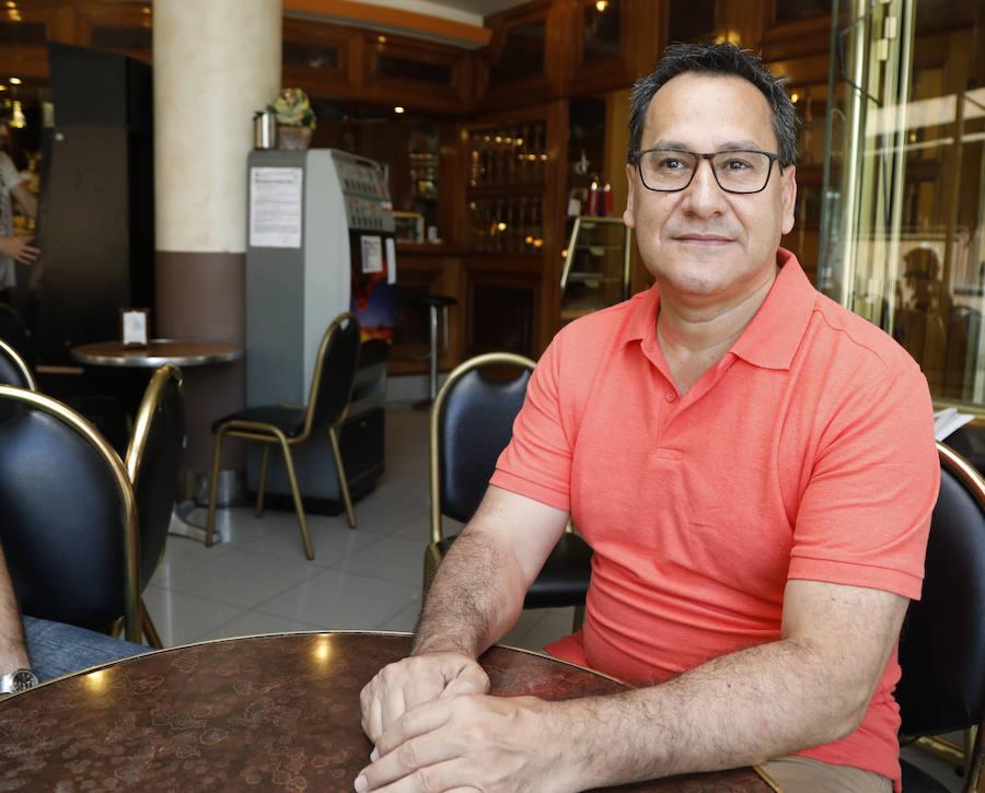 La cervecería Abadía se despide de Julio Gutiérrez