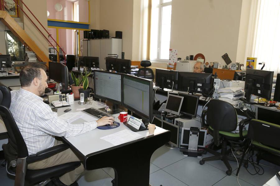 El ayuntamiento arranca su plan de modernización informática para empleados
