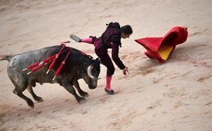 El torero Javier Castaño recibe el alta hospitalaria