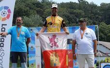 Gonzalo Sánchez-Ferrero, de Ávila, campeón de España absoluto
