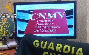 Detenido por una estafa en la venta de acciones a un vecino de Palencia