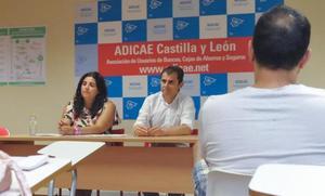 Adicae advierte a afectados de iDental en Valladolid de las consecuencias de renunciar a acciones legales