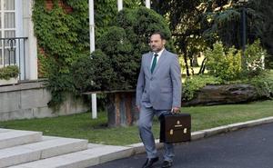 La plataforma Soria Ya! pide por carta un encuentro personal con José Luis Ábalos