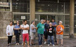 Los afectados por la hipoteca en Palencia piden ayuda para cinco familias