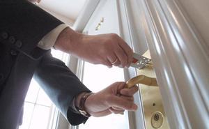 El motivo por el que debes cerrar la puerta de casa con llave