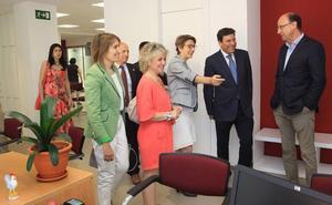 Aguilar estrena su nueva oficina de empleo