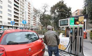 Los vehículos tendrán que llevar una pegatina que indique el combustible que utilizan