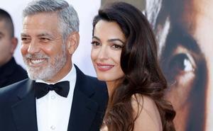 Accidente de moto de George Clooney en Cerdeña
