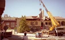 Veinte años de una demolición polémica en Íscar
