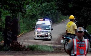 Un buzo español, entre los encargados del rescate de los niños de la cueva de Tailandia