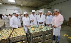 Huercasa creará 80 puestos de trabajo en su nuevo centro logístico de San Miguel del Arroyo