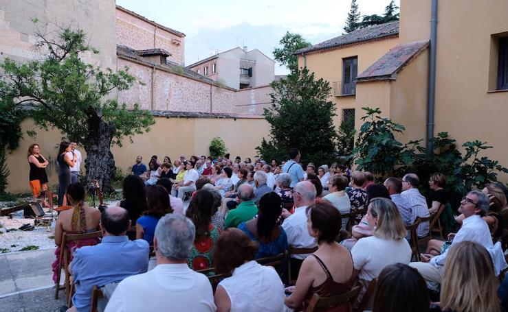 Concierto de Juan Hedo y Jesús Parra dentro del ciclo Música con Gusto