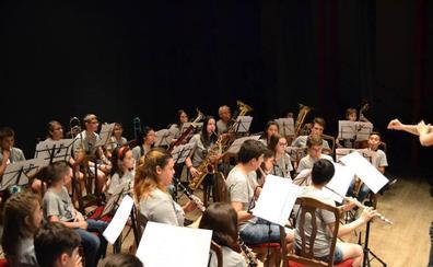Ensemble-UMUVA, la orquesta en prácticas