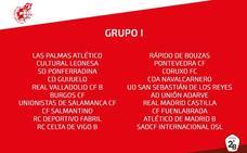 Unionistas, Guijuelo y Salmantino, ya conocen a sus rivales en el Grupo I de Segunda B