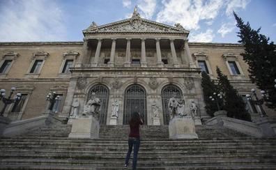 La Biblioteca Nacional rinde homenaje a León Felipe