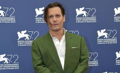 Johnny Depp, demandado por agredir a un hombre
