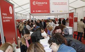 Guardo acoge la tercera Feria de Empleo y Emprendimiento