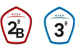 La Federación Española de Fútbol actualiza los emblemas de 2ªB y 3ª División