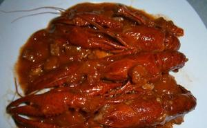 El cangrejo de río y su imprescindible salsa