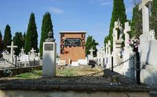 Un memorial conservará los restos de los 247 exhumados en el cementerio de El Carmen de Valladolid