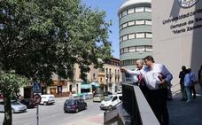La urbanización de la zona de la Universidad contempla aceras más anchas