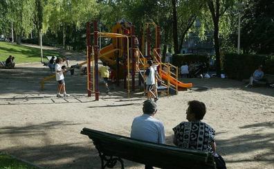Denunciado por poner música en un parque de Valladolid pasada la media noche