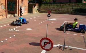 El Parque Municipal de Educación Vial acaba el curso con buena nota