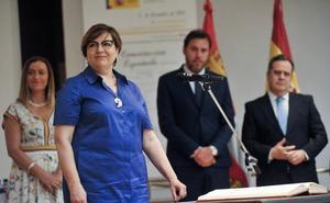 La nueva subdelegada del Gobierno en Valladolid apuesta por el desarrollo sostenible
