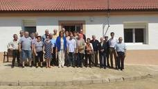 Villasarracino moderniza sus infraestructuras