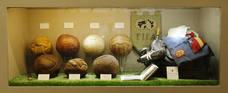 Exposición sobre la Historia del Fútbol