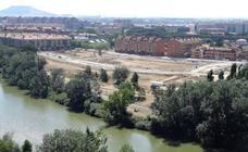 Obras en los terrenos de la antigua fábrica de levaduras Panibérica